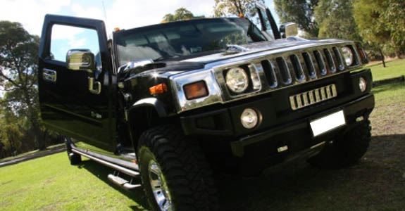 Kettering Hummer Limo Hire